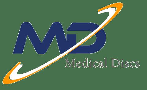 Medical Discs Retina Logo